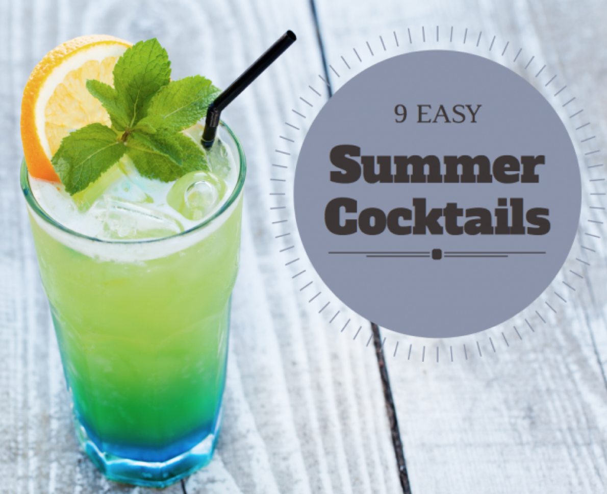 Best Summer Cocktails