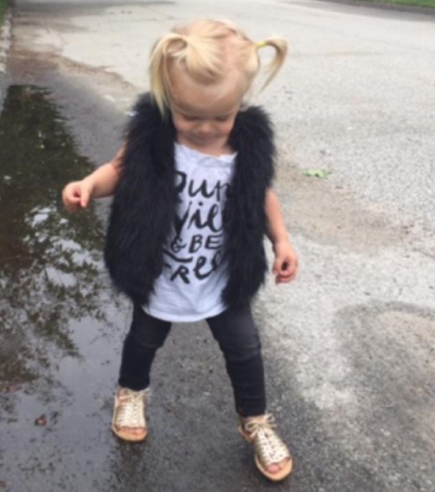 Rocker Chic Kid Style