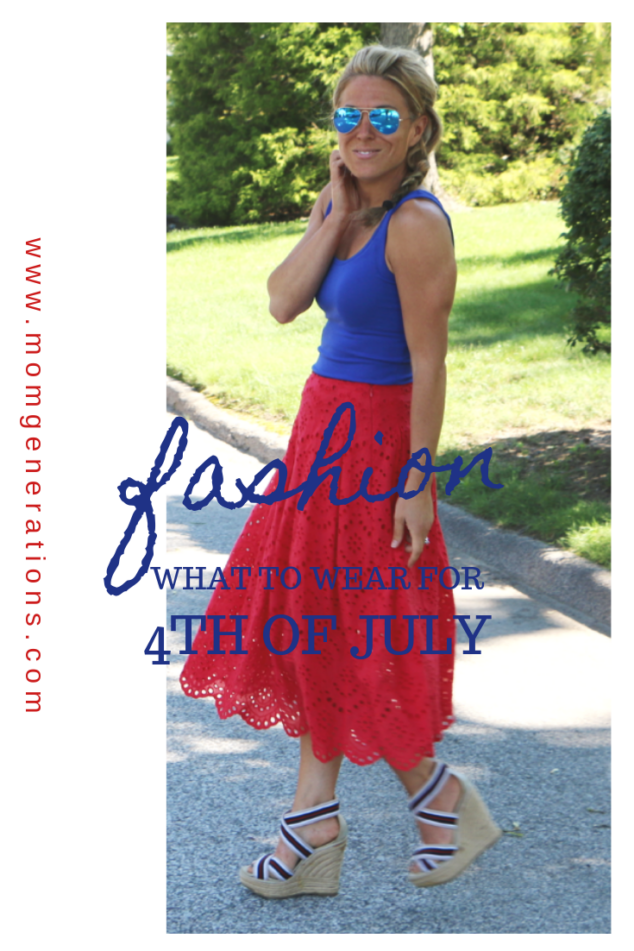 4th of July Women's Outfits
