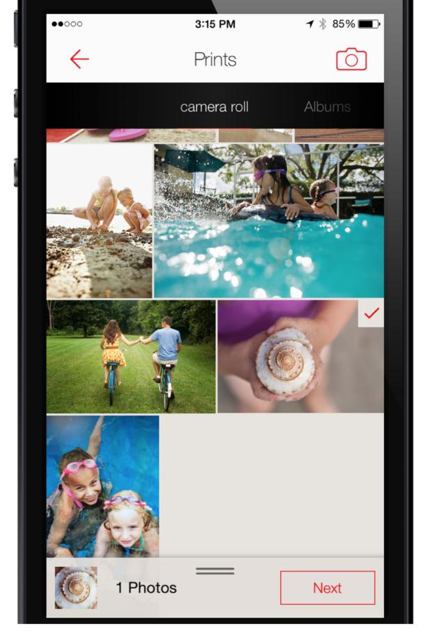 kodak moments app has launched