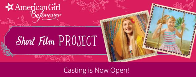American Girl Casting