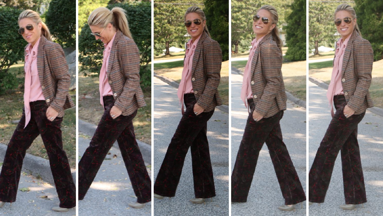 9438a980fa Daily Mom Style  Fall Looks with Chadwicks of Boston - Mom ...