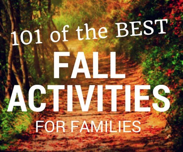 Best Fall Activities