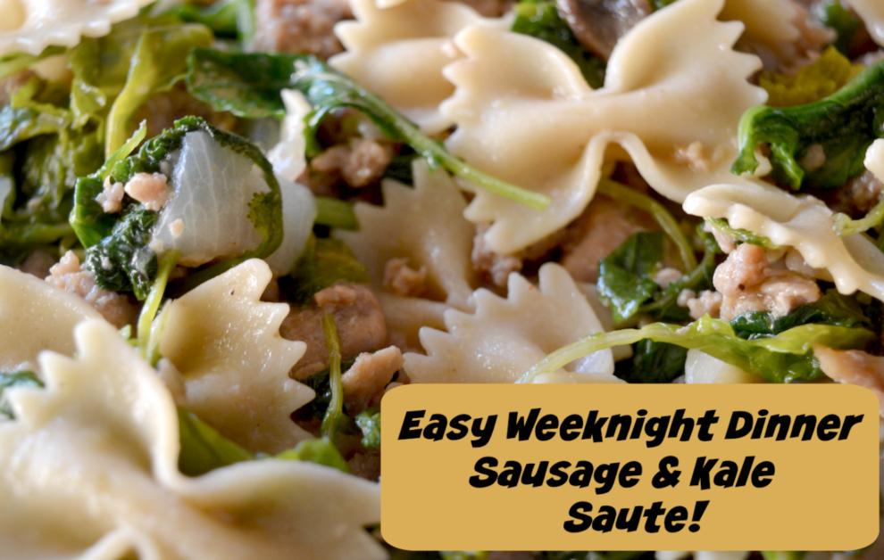 How to Sauté Kale