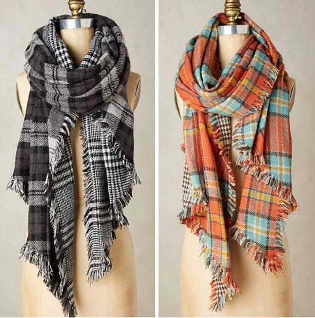 Anthropologie Scarves