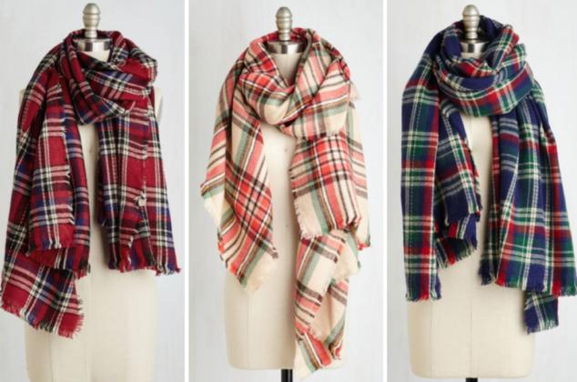 ModCloth.com scarves