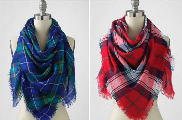 LAnds' End Scarves