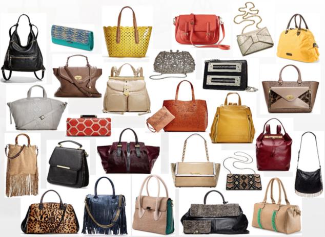 T.J.Macc Handbags
