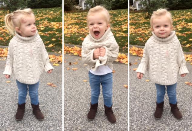 OshKosk B'Gosh Girl Toddler Sweaters