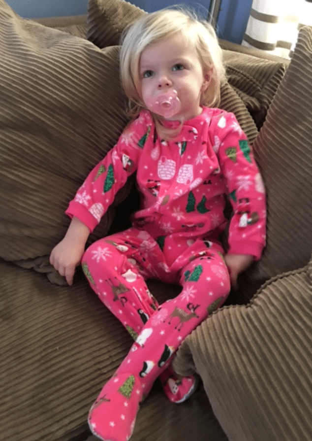 one piece carters christmas pajamas