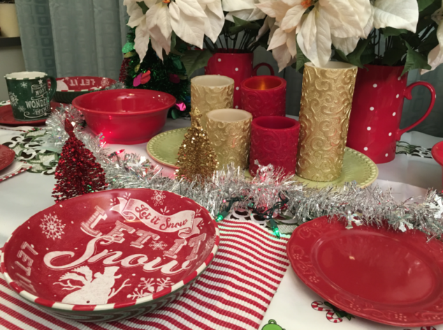 Holiday Table for Kids