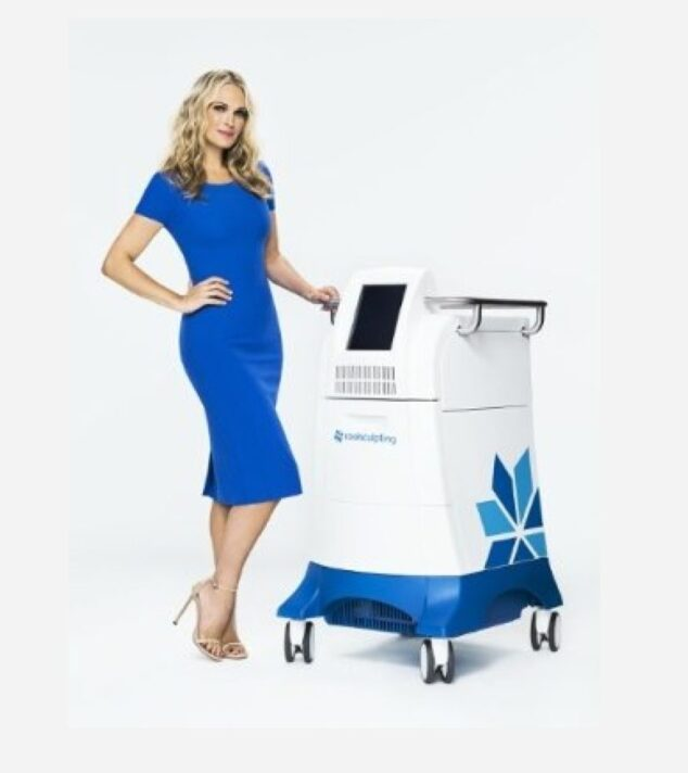 CoolSculpting and Molly Simms