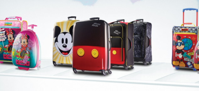 American Tourister Disney Collection