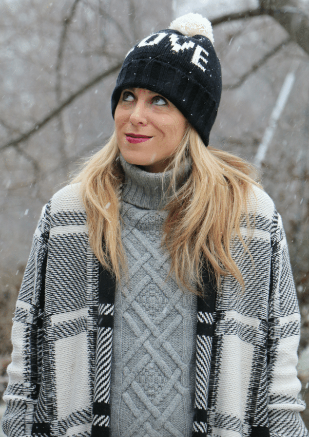 What to Wear when it Snows