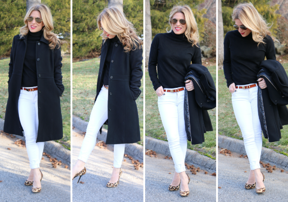 Can You Wear White Jeans in the Winter
