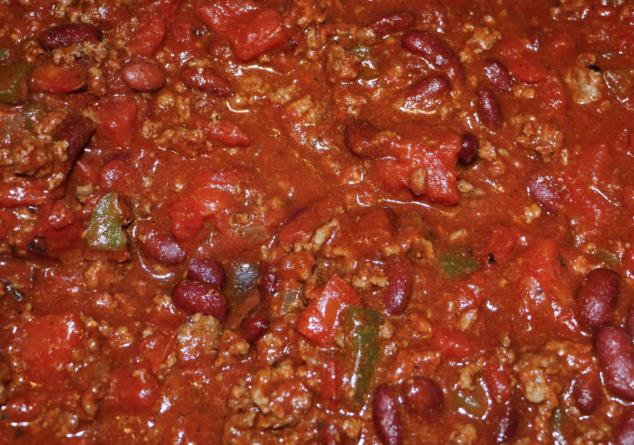 Easiest Chili Recipe