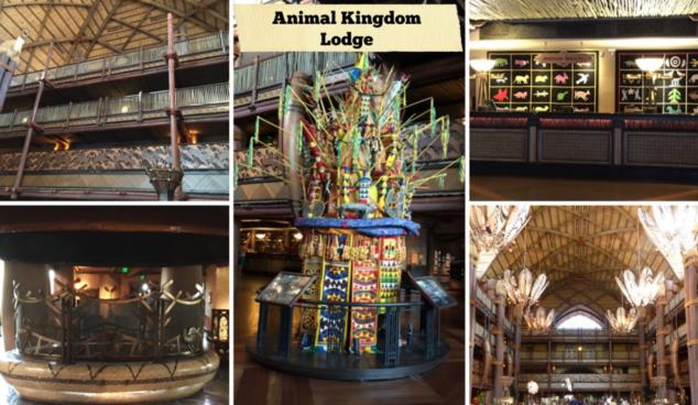 DISNEY ANIMAL KINGDOM LODGE