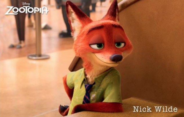 Jason Bateman as Nick Wilde