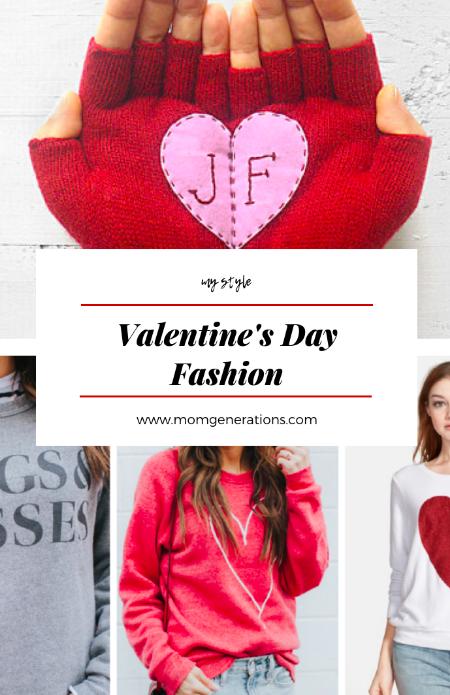 Valentine's Day Fashion Trends