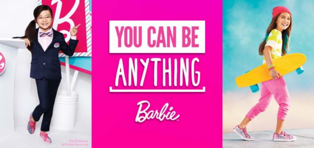 Stride Rite Barbie Sneakers