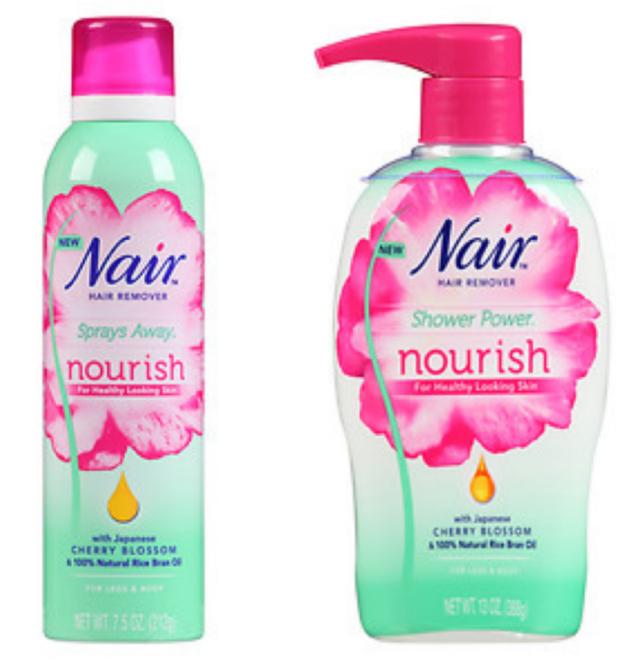 Nair Nourish