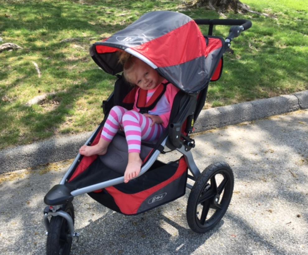 BOB Revolution FLEX 2016 Jogging Stroller