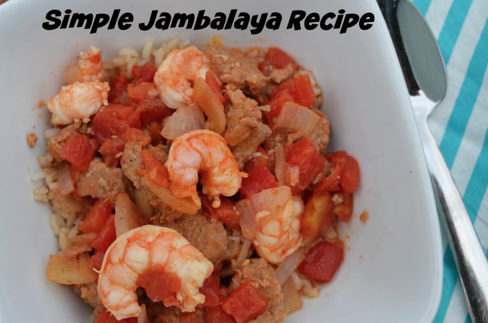 Simple Jambalaya Recipe