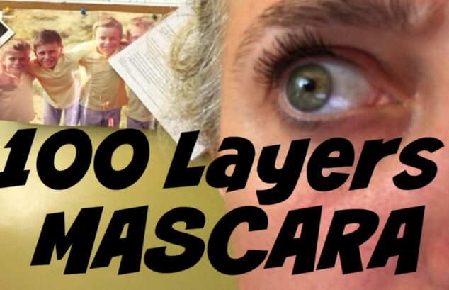 100 Layers of Mascara