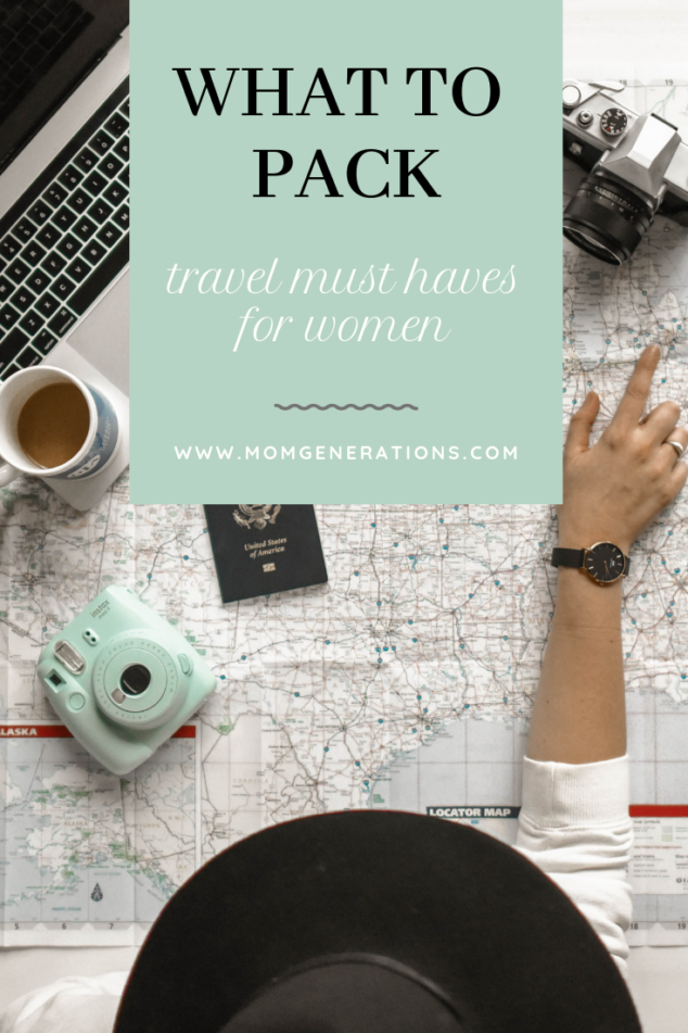 Travel Accessories for Women
