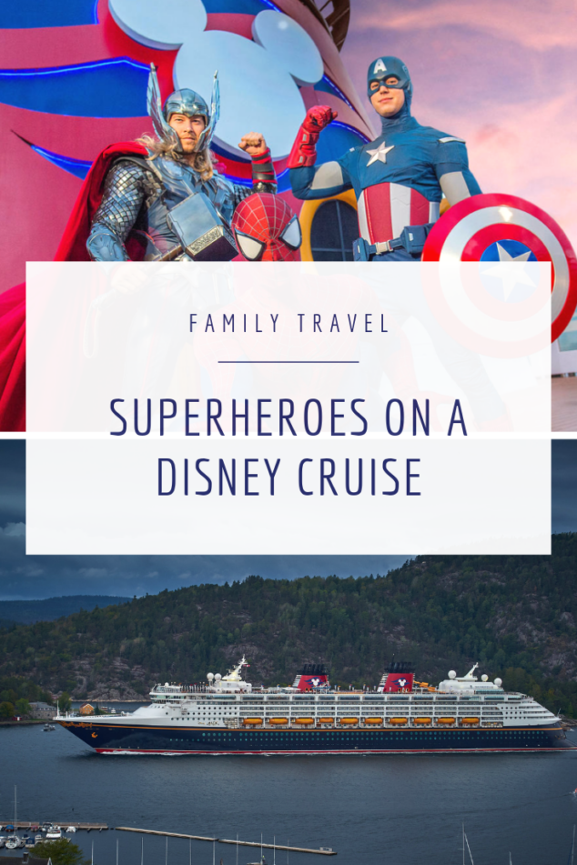 Disney Marvel Cruise