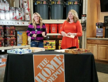The Home Depot Do It Herself Workshops Archives Mom Generations
