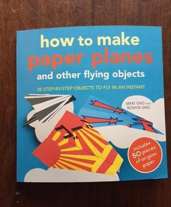 Book: How to Make a Paper plane