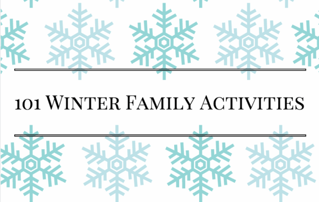 101 Winter Activities
