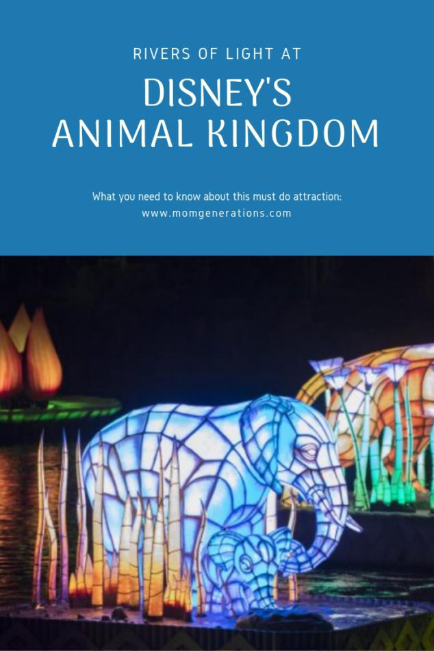 Rivers of Light Animal Kingdom