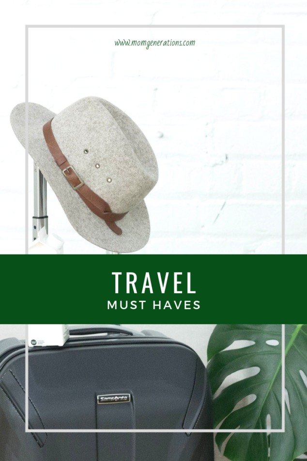 Travel Must Haves for Spring