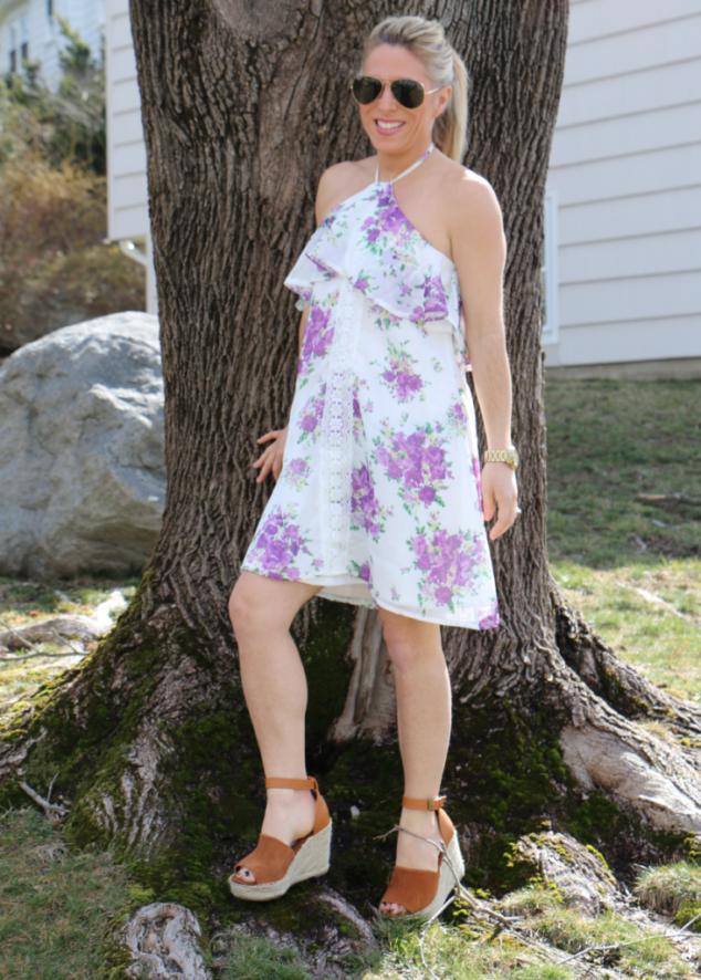ASOS spring dress