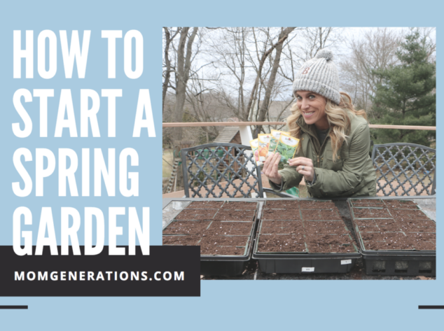 Spring Vegetable Garden - How to Start