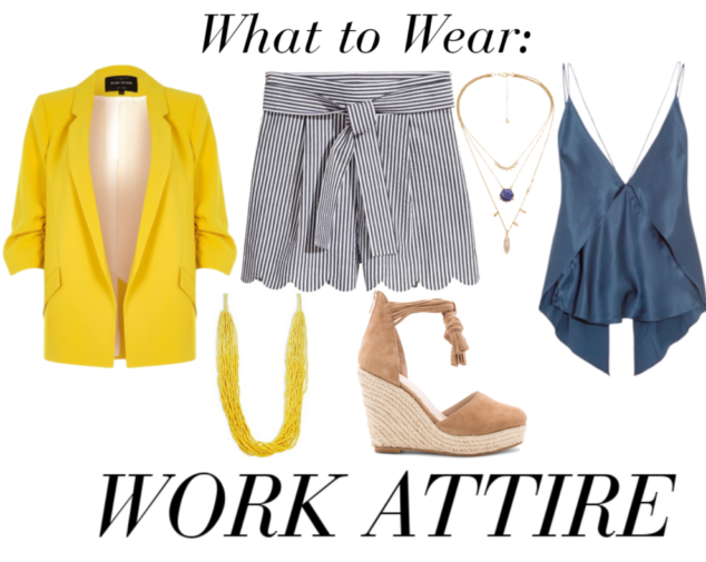 What to Wear to Work Today