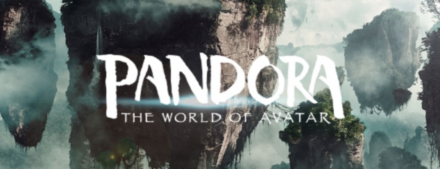 Pandora The World of Avatar at Animal Kingdom