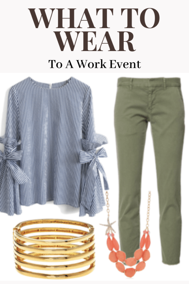 What to Wear to a Work Event