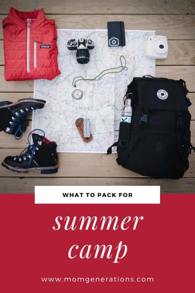 Camping Packing List