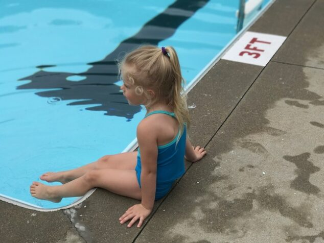 swim lessons at YMCA