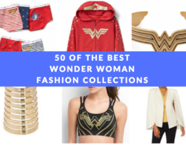 Wonder Woman Theme Gifts