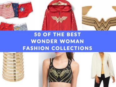 Wonder Woman Theme Gifts
