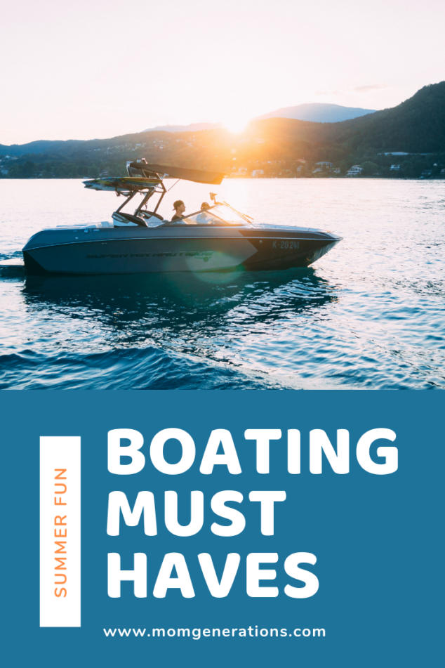 Boating Essentials: Anchors Away