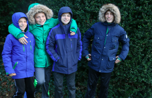 new items colours and striking rational construction Best Outerwear for the Family from Lands' End - Mom ...