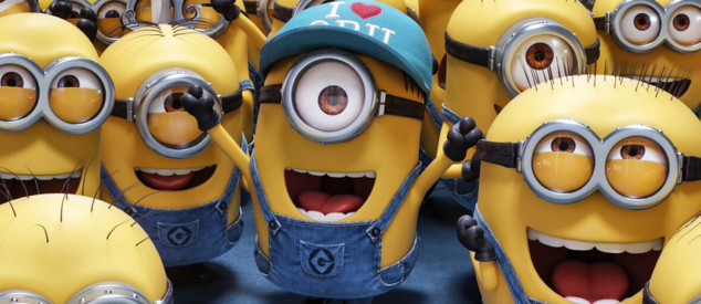 The Minions are the best part of Despicable Me 3.