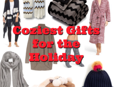 Coziest Gifts for the Holiday