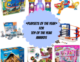 Toy of the Year Nominees: Best Playset of the Year REVEALED