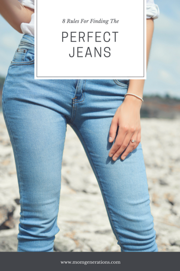 How to Find the Perfect Jeans